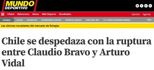 Mundo Deportivo de España