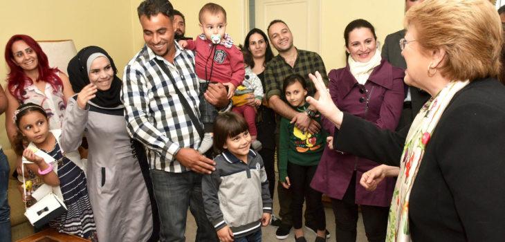 Bienvenida a Refugiados Sirios | Ministerio del Interior