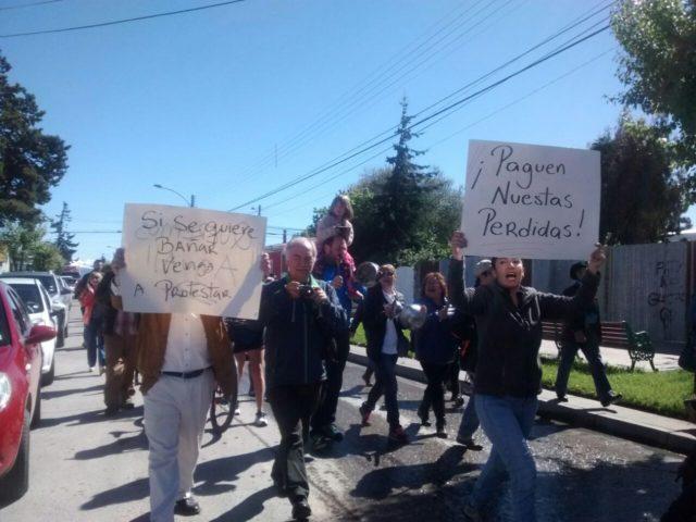 Puerto Natales: Intensas lluvias provocan corte de agua y suspensión de clases