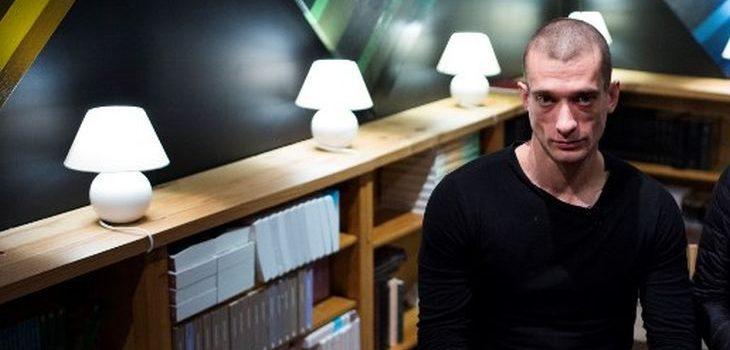 Pyotr Pavlensky   Agencia AFP   Martin Bureau