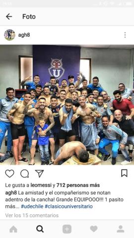 Captura de Instagram