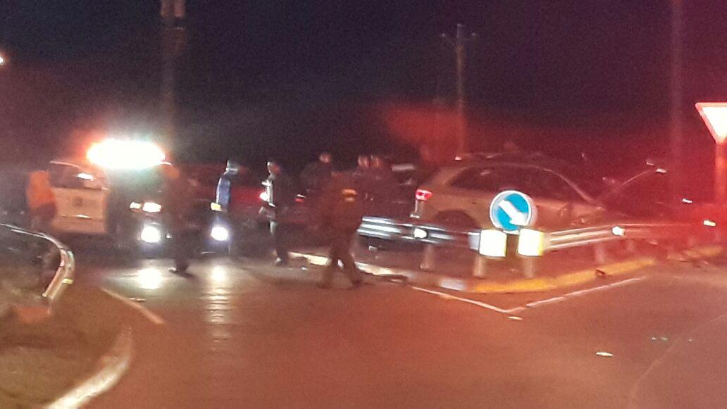Delincuentes robaron dos cajeros automáticos en San Pedro de La Paz