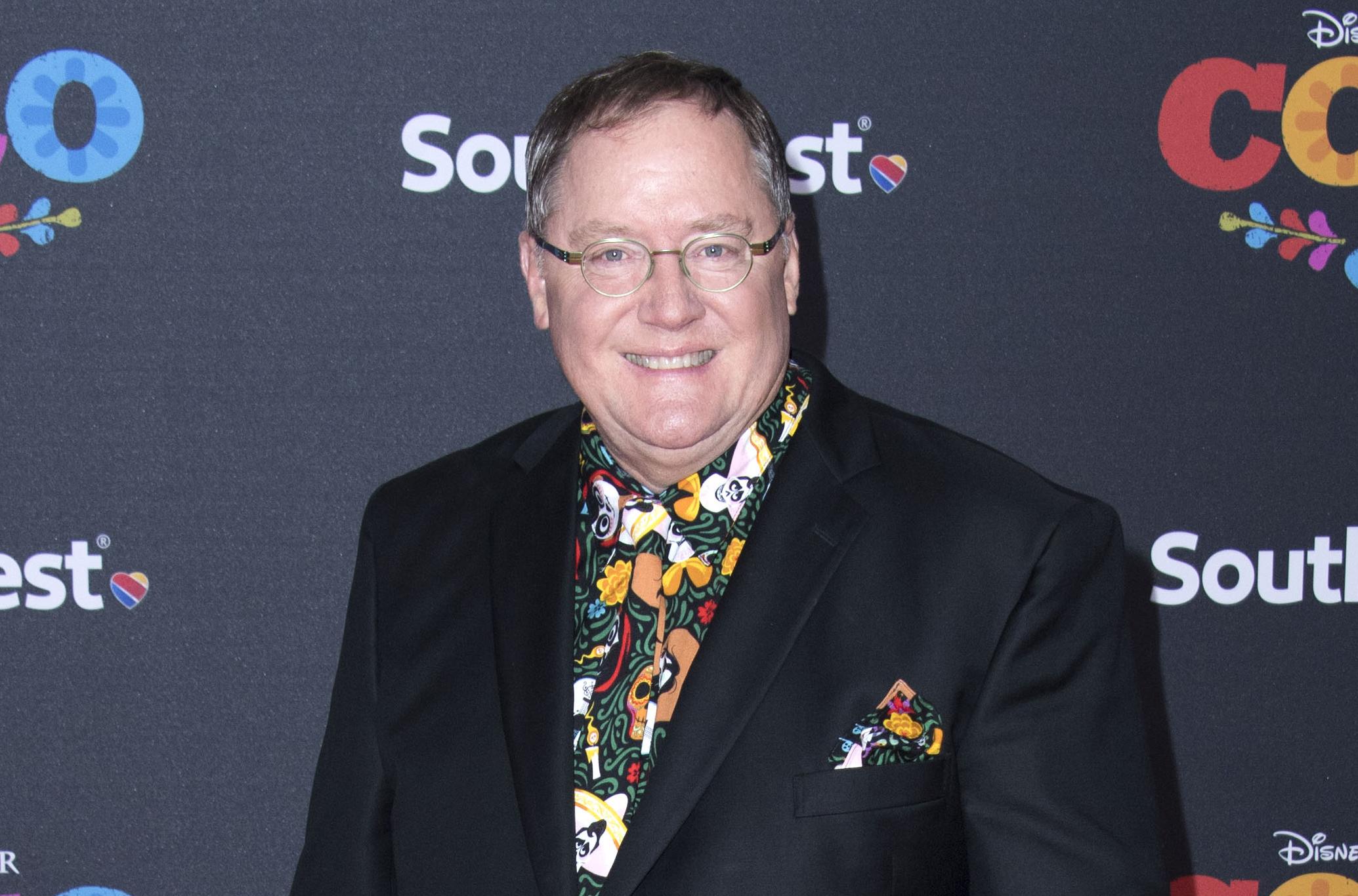 John Lasseter |Agence France-Presse