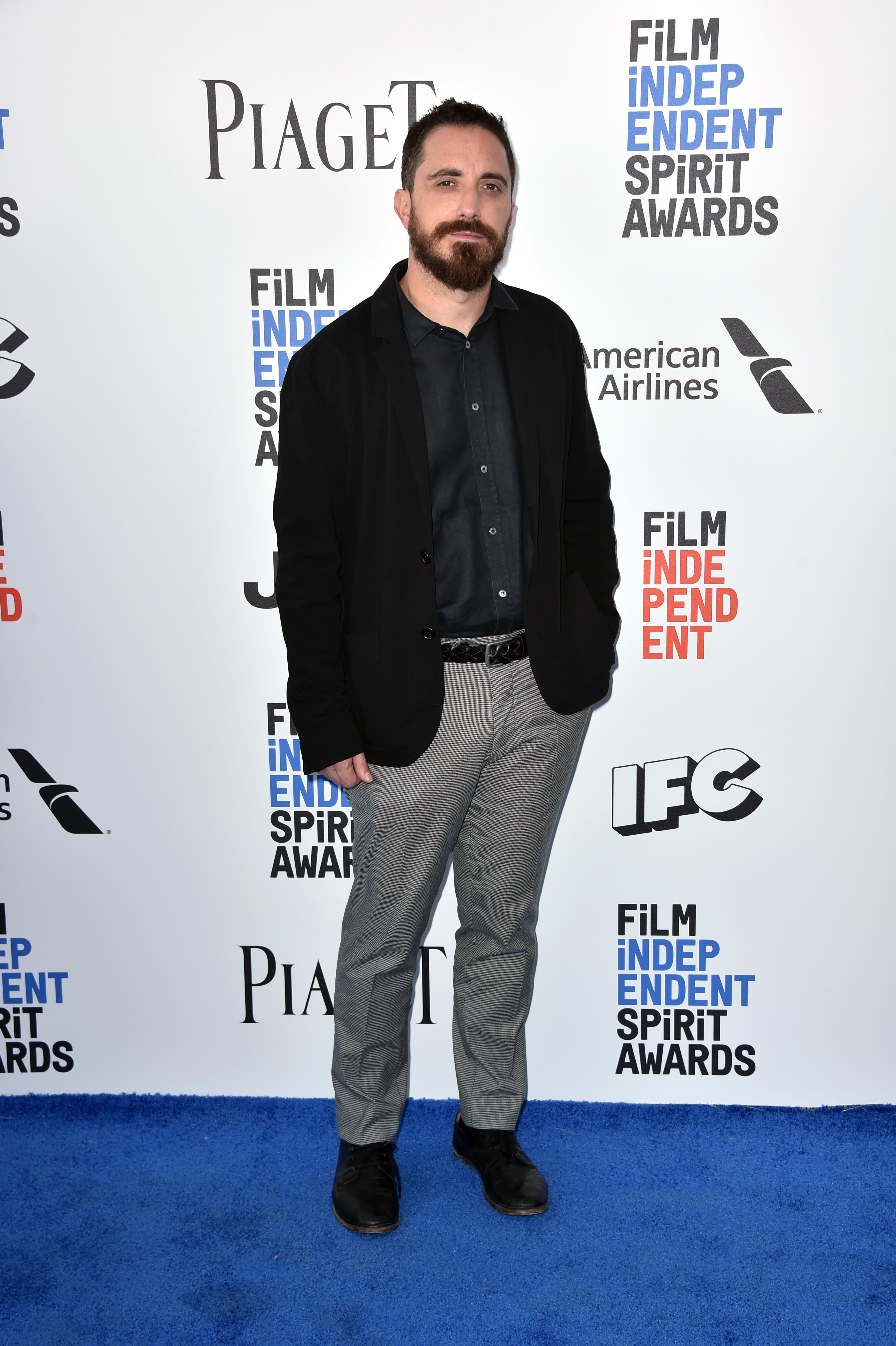Pablo Larraín en el Film Independent Spirit Award 2017 en Califorina (febrero) | Agence France-Presse