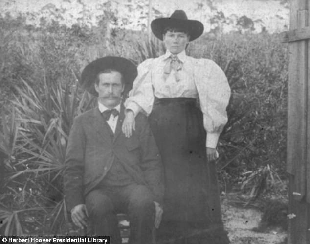 Laura y Almanzo Wilder