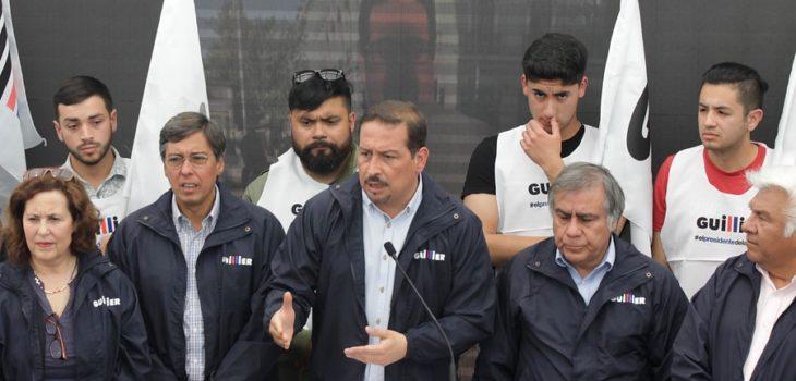 Felipe López | Agencia UNO