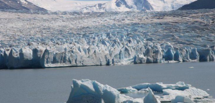 Archivo/ Glaciar Grey_Wikipedia (CCO)