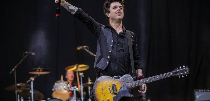 Green Day en Chile |  Carlos Müller | Lotus Producciones