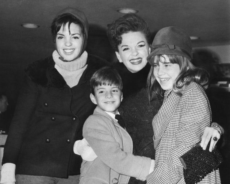 Judy y sus hijos