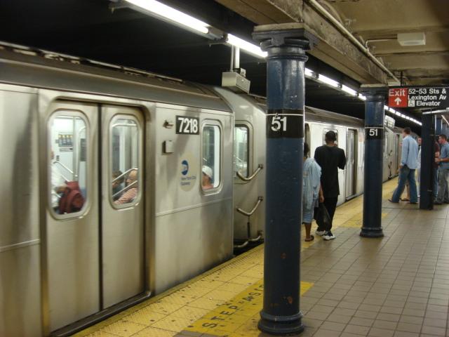 Metro de Nueva York | Sergio Calleja (CC) Flickr