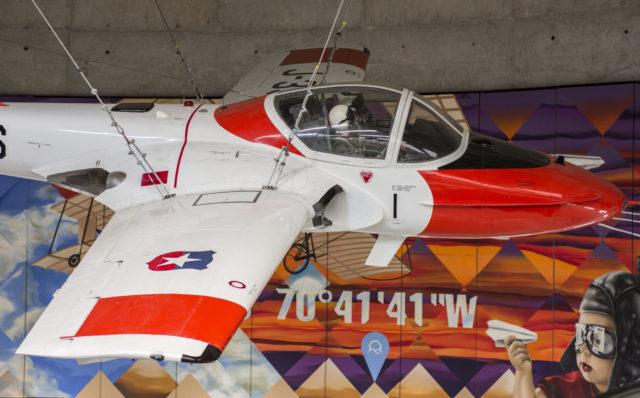 Cessna T-37 | Isadora Montenegro