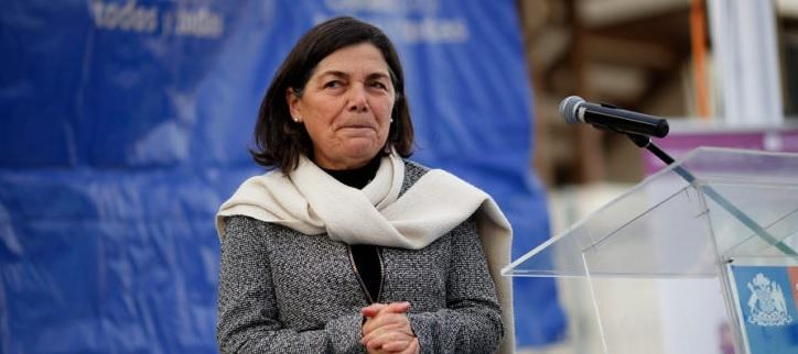 Paulina Saball   Agencia UNO