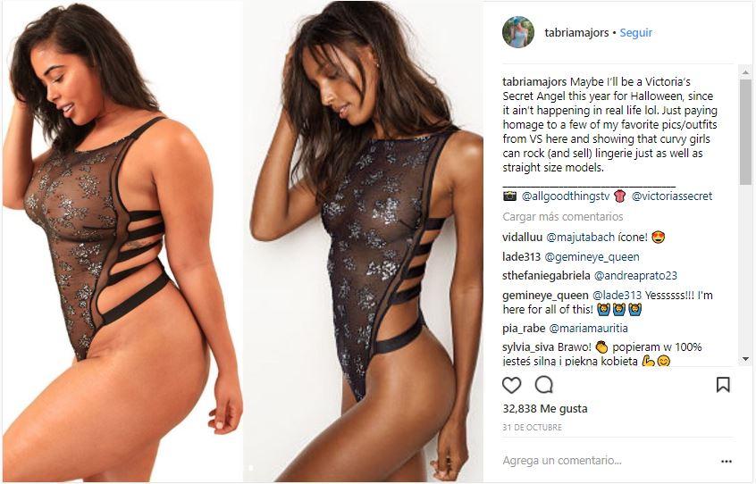 Tabria Majors | Instagram