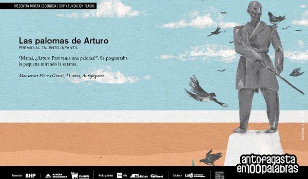 Antofagasta en 100 palabras