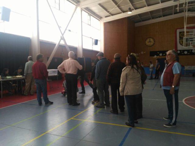 Colegio San Ignacio en San Pedro | Pedro Cid | RBB