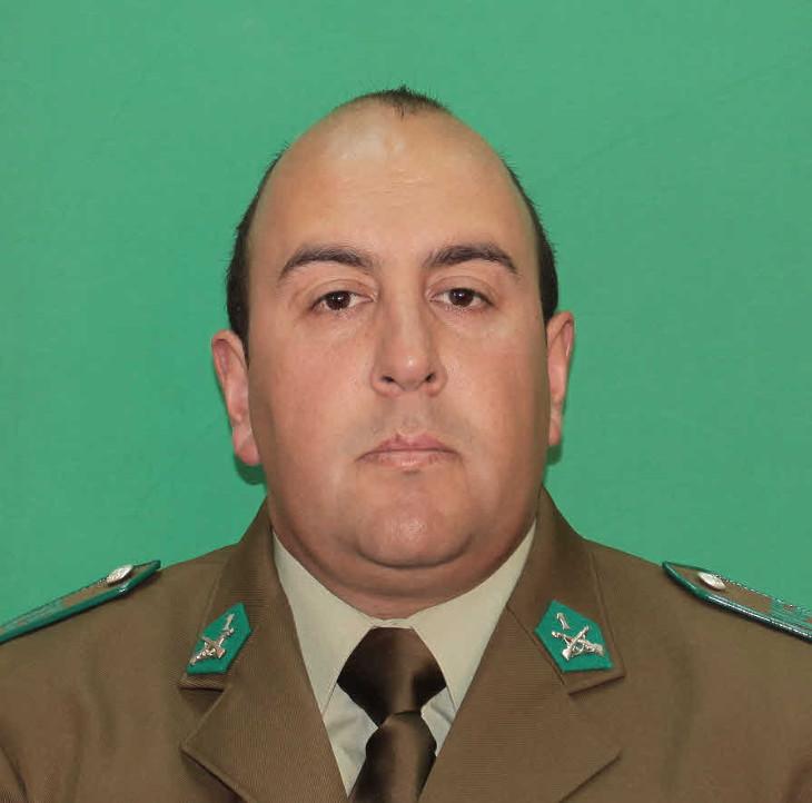 Sargento segundo José González Parra