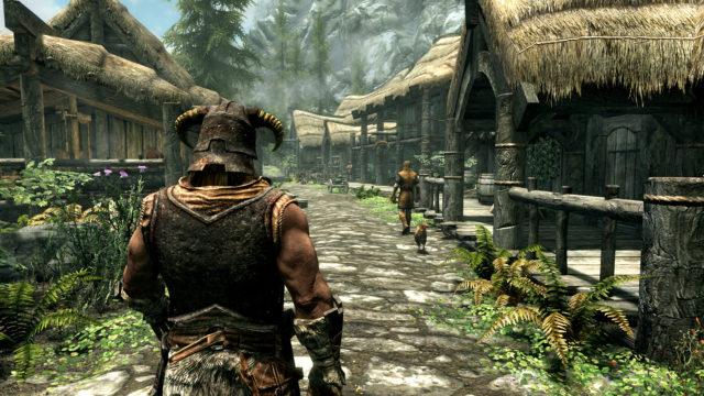 The Elder Scrolls V: Skyrim   Bethesda Software