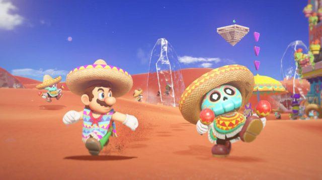 Super Mario Odyssey | Nintendo