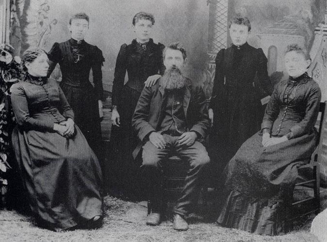 La verdadera familia Ingalls