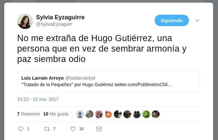 Sylvia Eyzaguirre | @SylviaEyzaguirr
