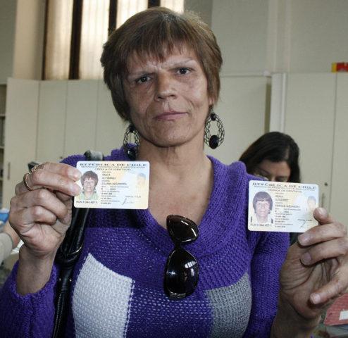 Zuliana Araya, activista y concejal transgénero de Valparaíso | Agencia UNO