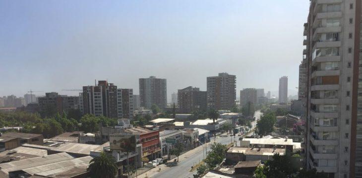 Vista desde Ñuñoa | BBCL