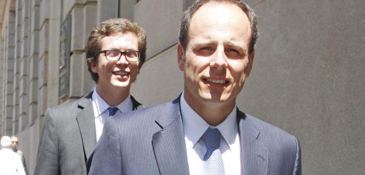 Rafael Cox, fiscal de CMPC.