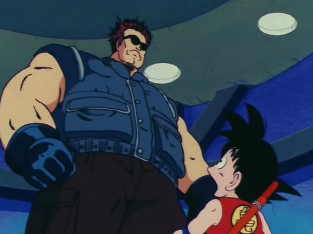 Sargento Metálico | Dragon Ball