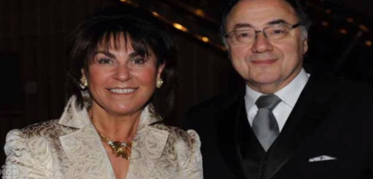 Honey y Barry Sherman | CTV