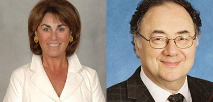 Honey y Barry Sherman   CTV News