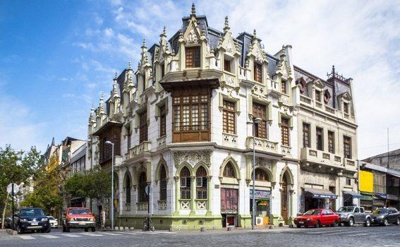 Casa Valdés Bustamante, foto de Andrés Guzmán Silva, flickr (c)
