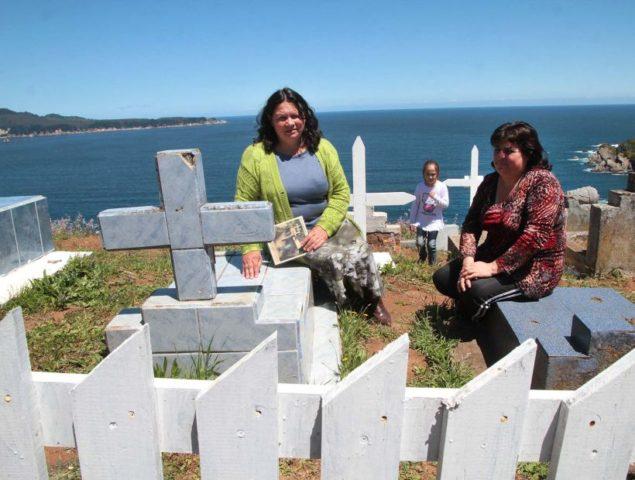 ARCHIVO | Cementerio simbólico | TribunadelBiobio