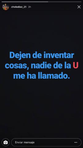 Chelo Díaz | Instagram