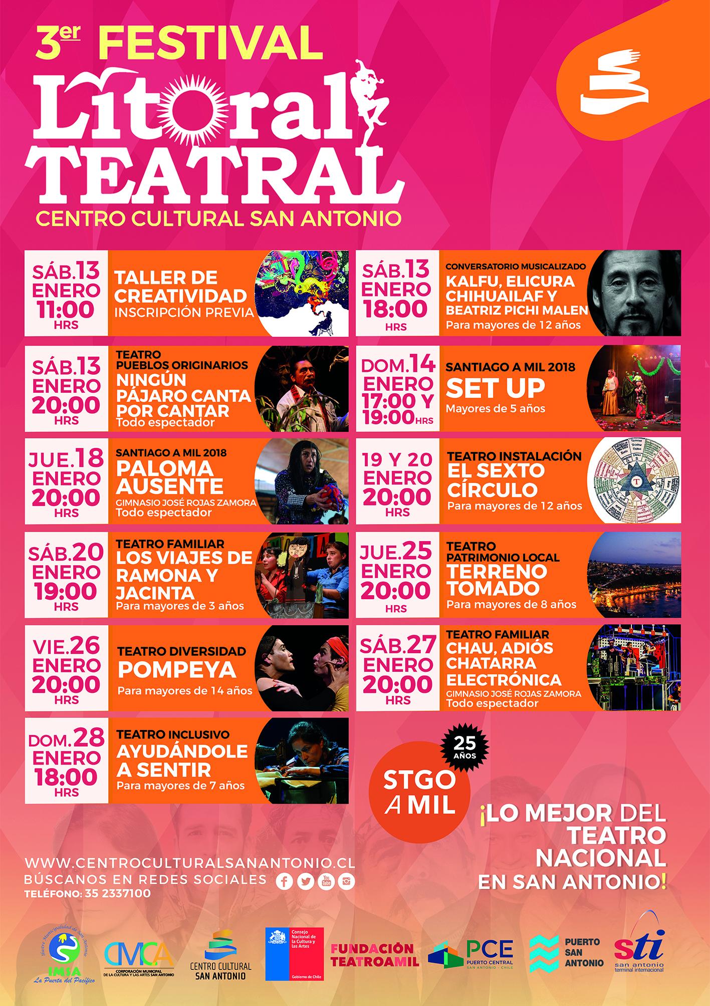 Festival Litoral Teatral