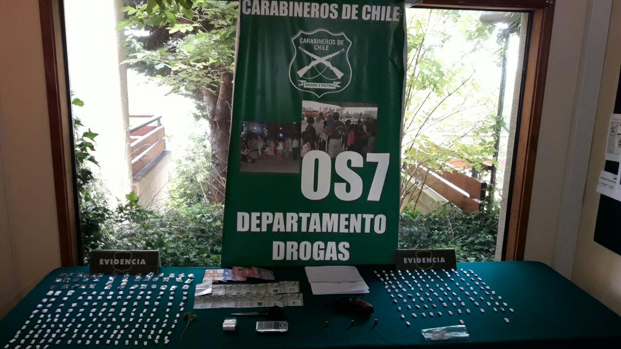 Prensa Carabineros.