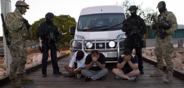 Australian Federal Police | Agence France-Presse