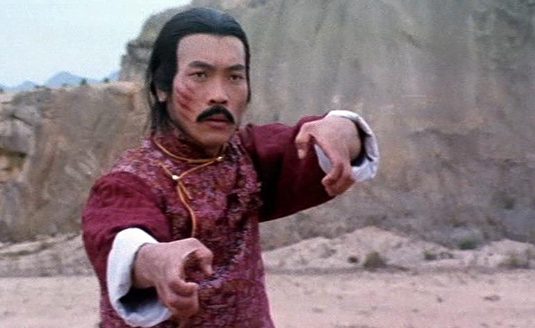Jang Lee Hwang en 'La Serpiente a la Sombra del Águila'
