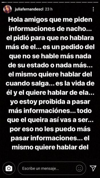 Julia Fernández   Instagram