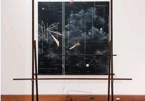 Primer lugar del concurso | Obra: Mapa Mental, Construcciones Imposibles
