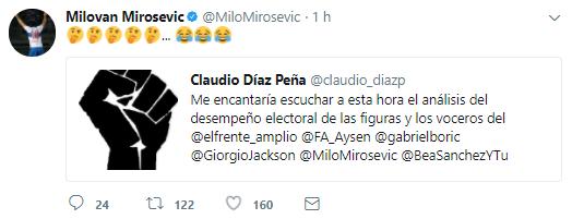 Milovan Mirosevic | Twitter