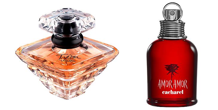 Perfumes Trésor Lumineuse y Amor Amor | Falabella.com