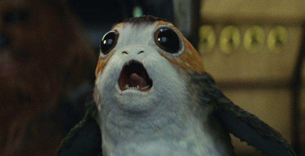 Porg | Star Wars: Episodio VIII - Los últimos jedi