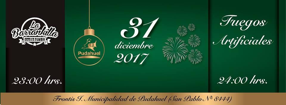 Pudahuel recibe el año 2018