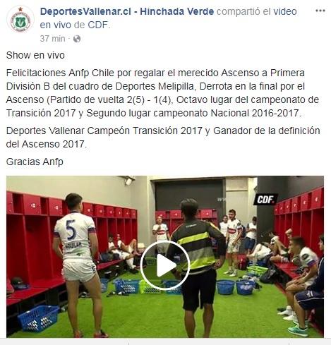 DeportesVallenar.cl - Hinchada Verde | Facebook
