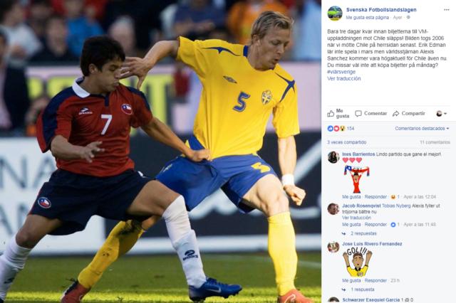 Federación Sueca