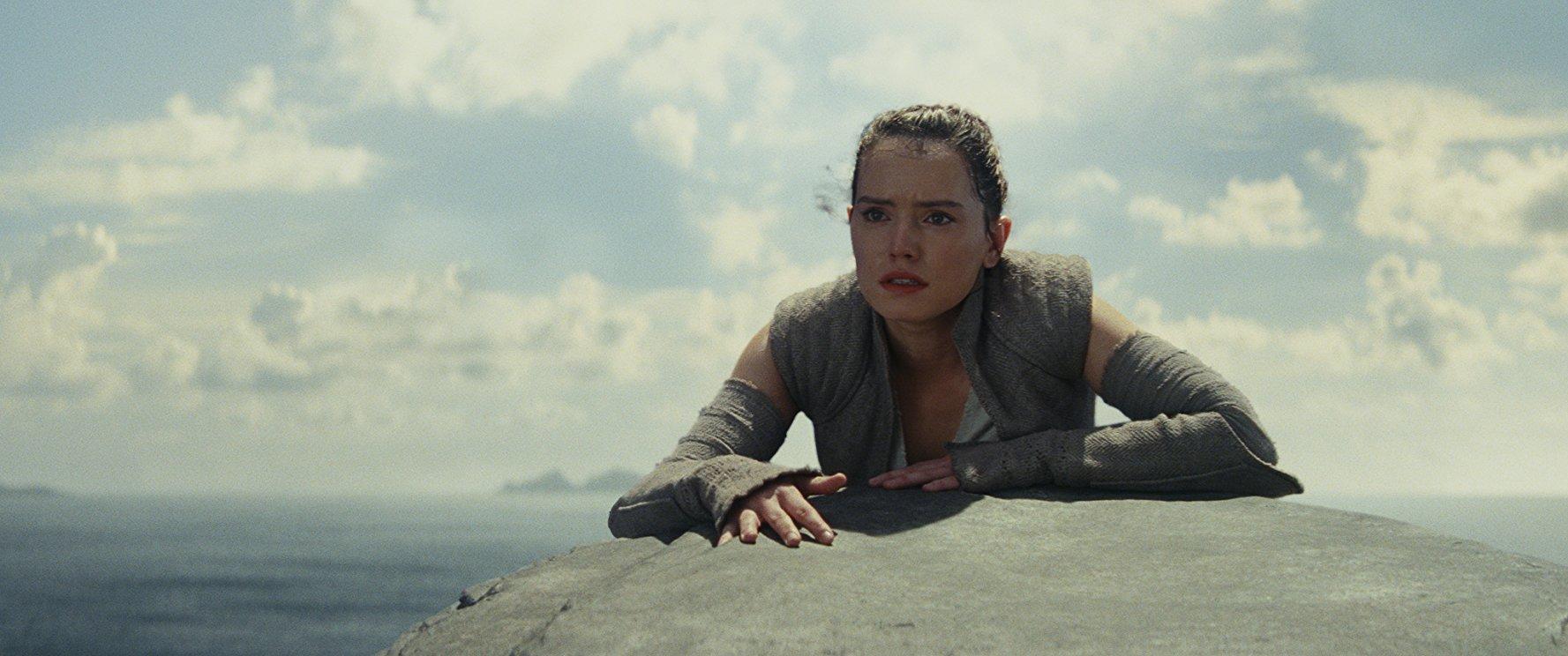 """""""Star Wars: El último Jedi""""."""