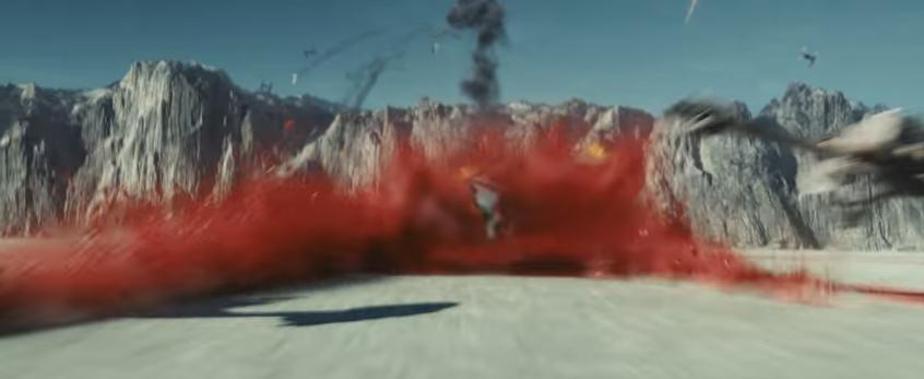 """Salar de Uyuni, Bolivia, en """"Star Wars: Episodio VIII - Los últimos jedi"""""""