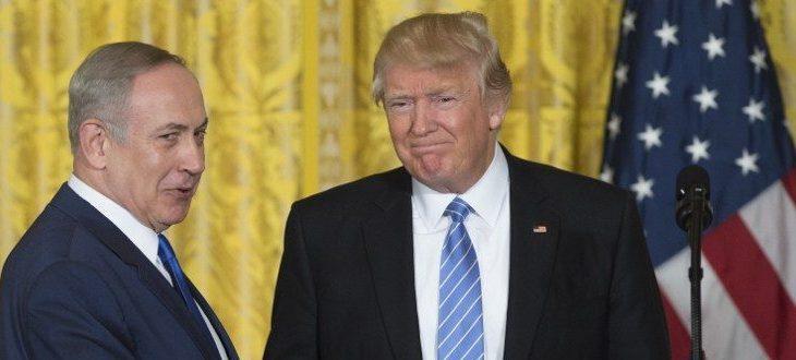 Benjamin Netanyahu y Donald Trump | Agence France-Presse
