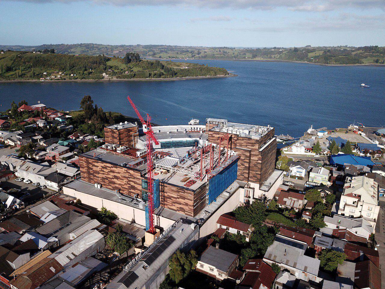 Colegio de Arquitectos Chiloé