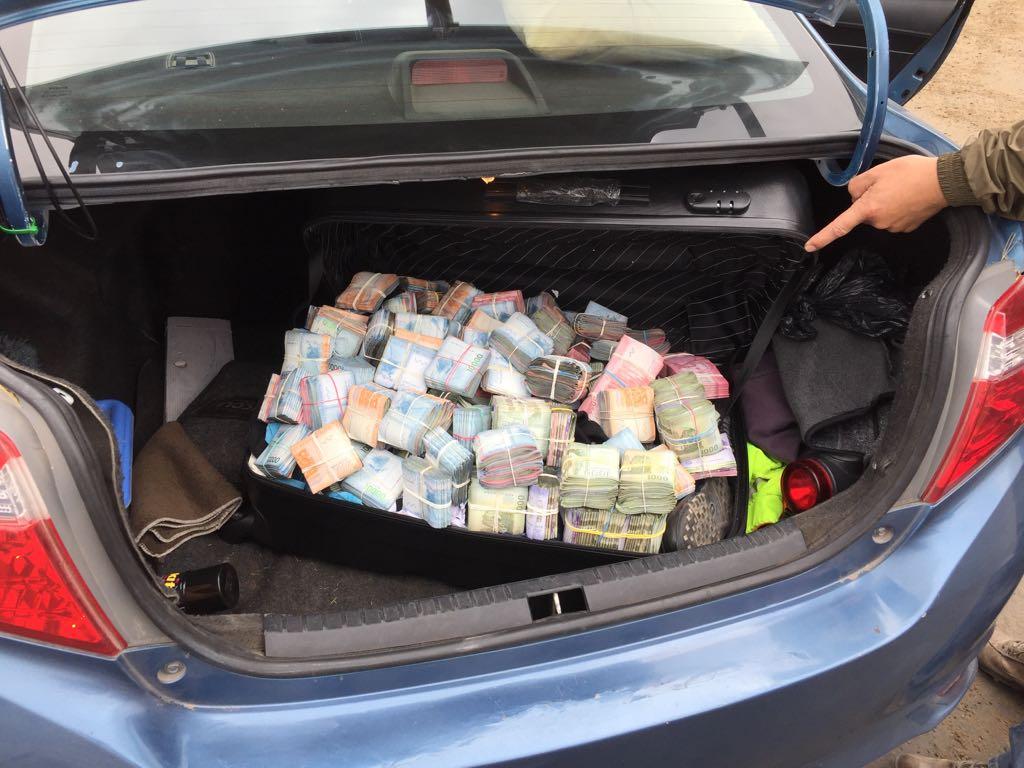 Más de 100 millones de sobornoMás de 100 millones de soborno